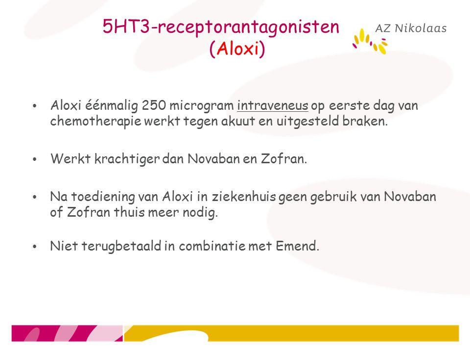 5HT3-receptorantagonisten (Aloxi)