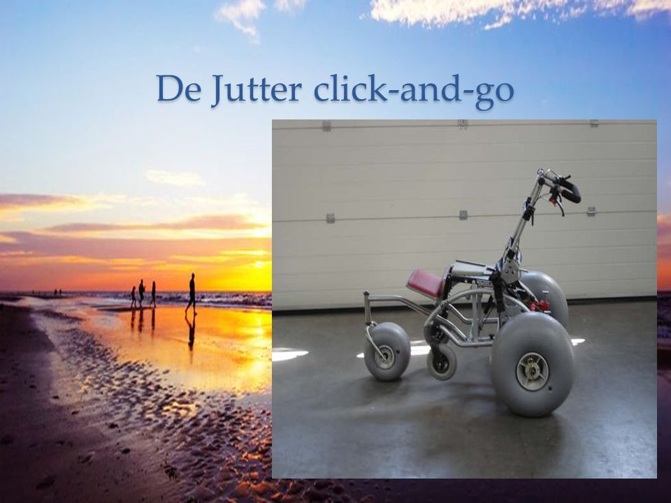 De Jutter click-and-go