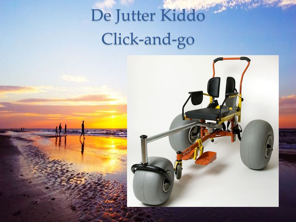 De Jutter Kiddo Click-and-go