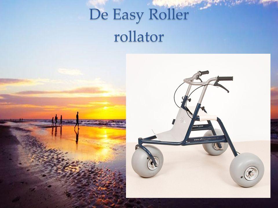 De Easy Roller rollator