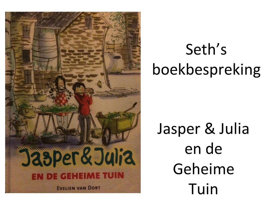 Seth's boekbespreking