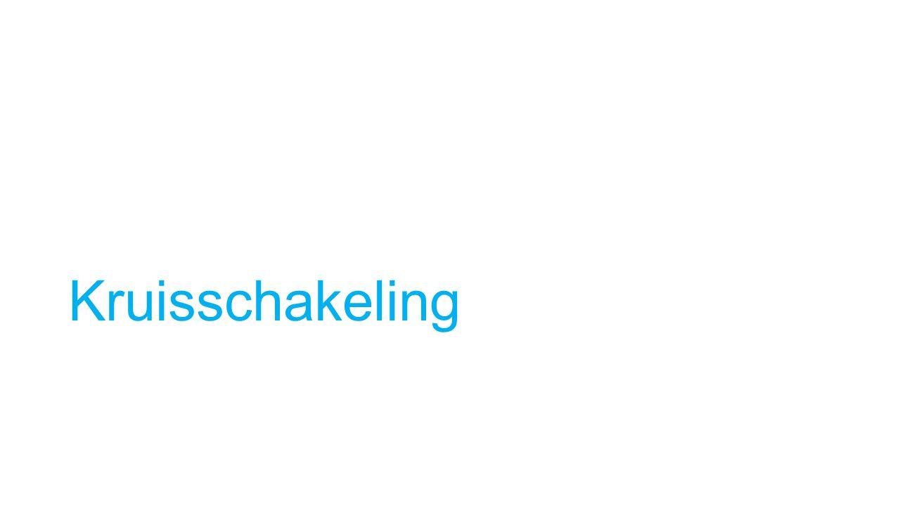 Kruisschakeling