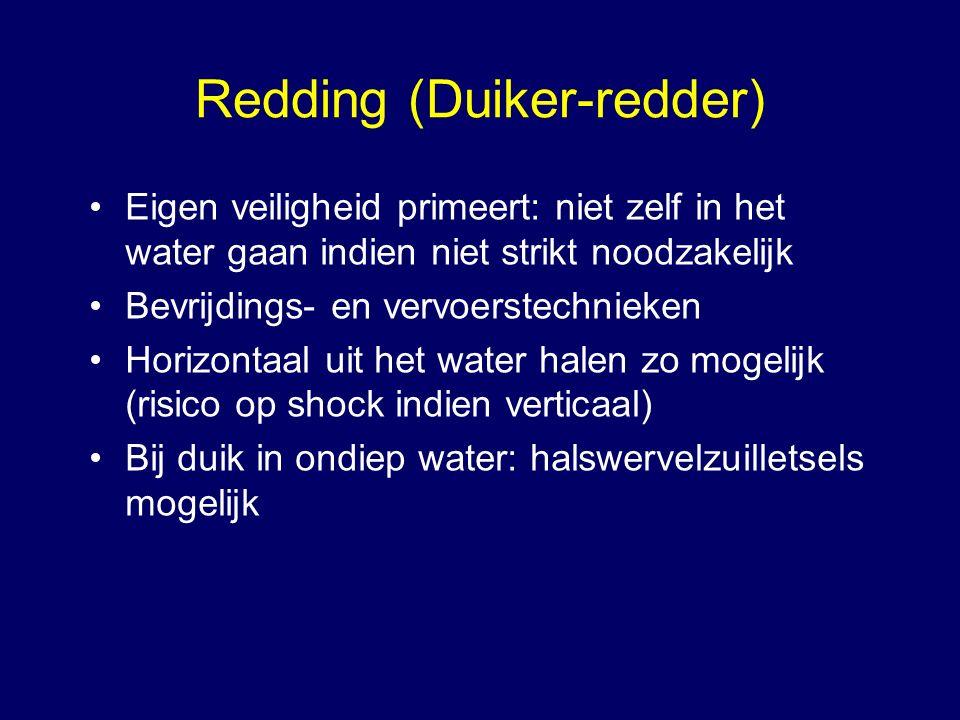 Redding (Duiker-redder)