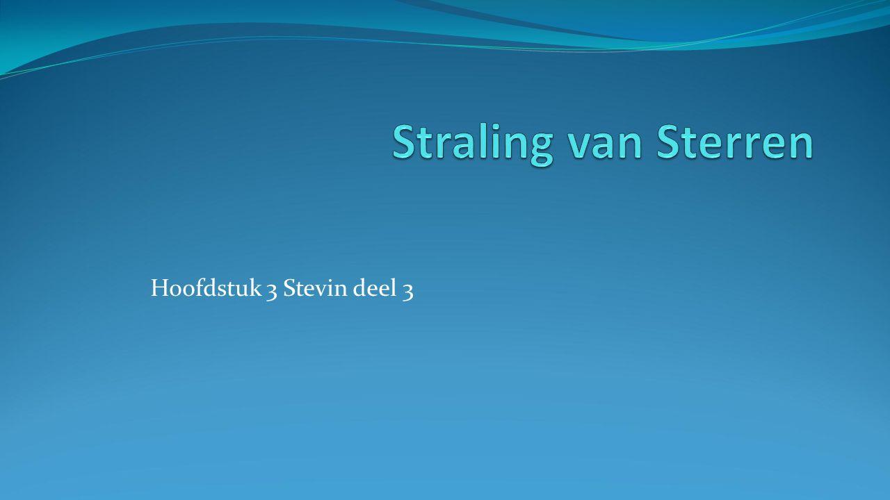 Straling van Sterren Hoofdstuk 3 Stevin deel 3