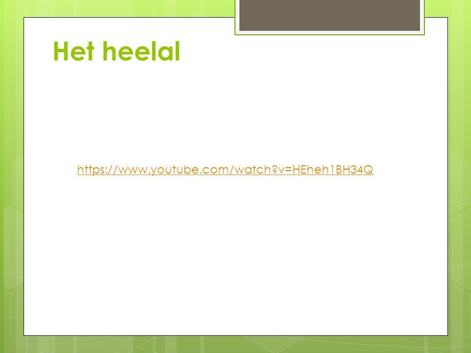 Het heelal https://www.youtube.com/watch v=HEheh1BH34Q