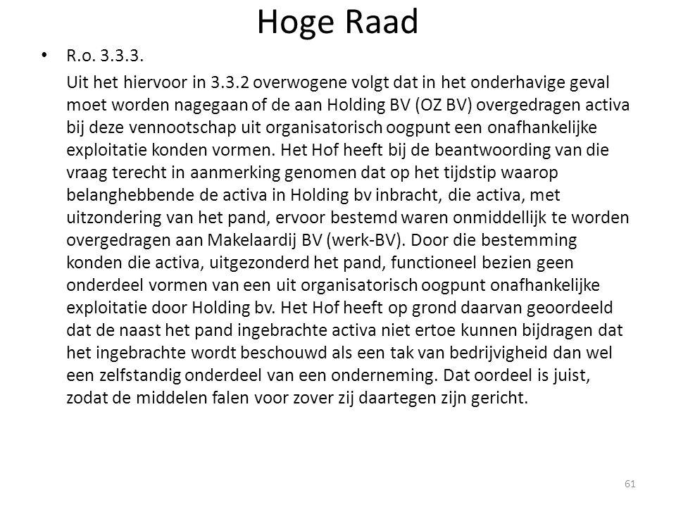 Hoge Raad R.o. 3.3.3.