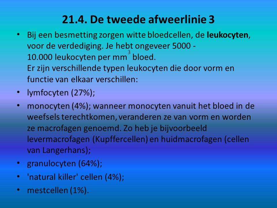 21.4. De tweede afweerlinie 3