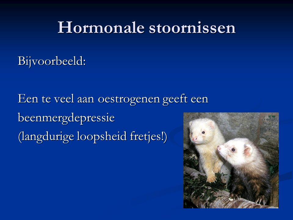 Hormonale stoornissen