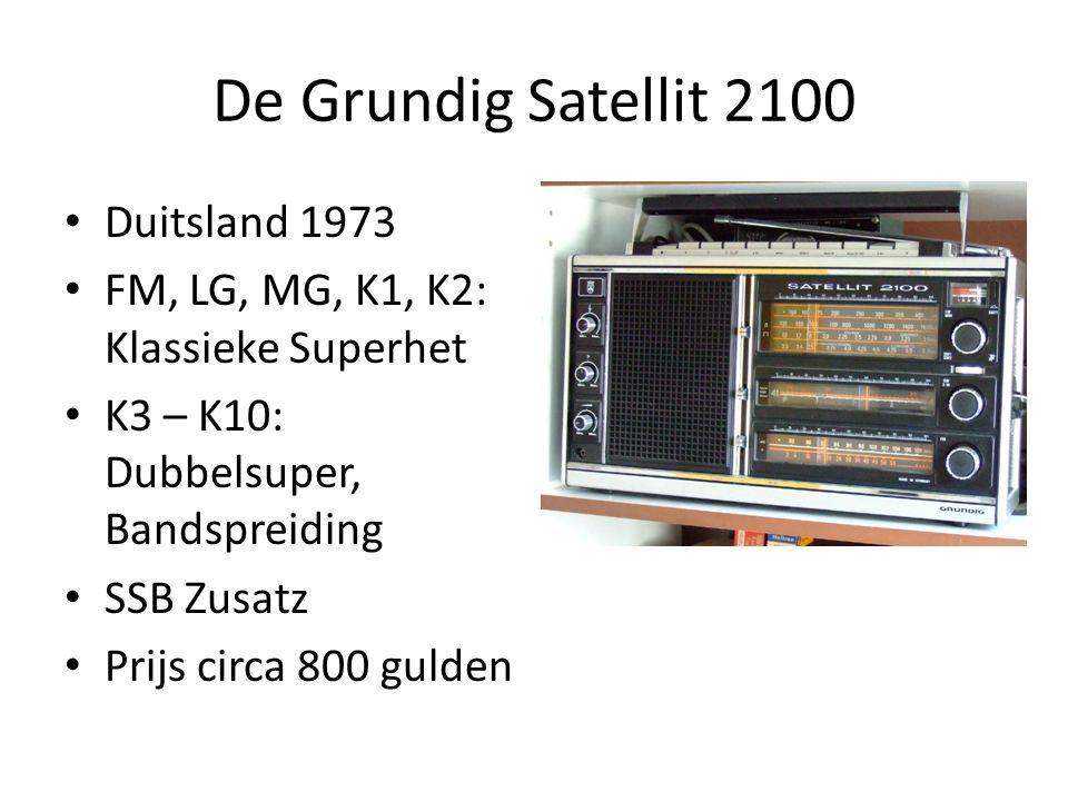 De Grundig Satellit 2100 Duitsland 1973