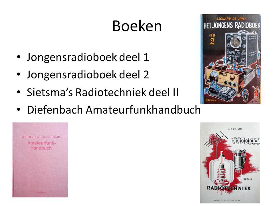 Boeken Jongensradioboek deel 1 Jongensradioboek deel 2