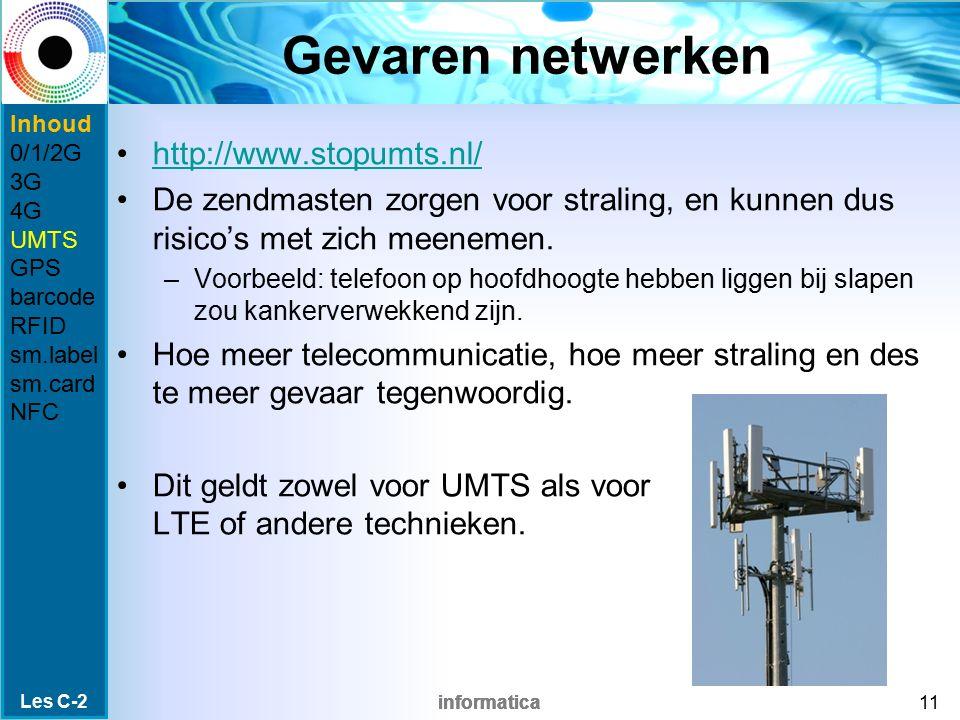 Gevaren netwerken http://www.stopumts.nl/