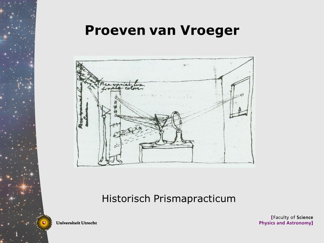 Historisch Prismapracticum