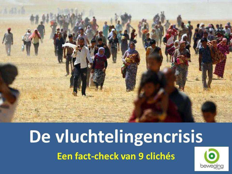 De vluchtelingencrisis