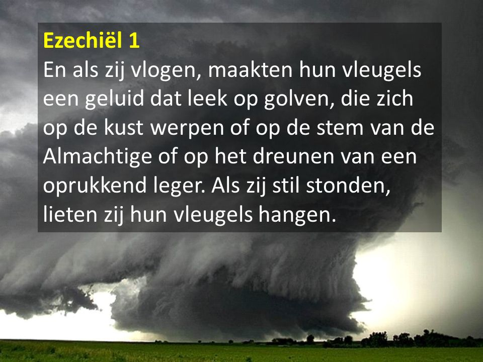 Ezechiël 1