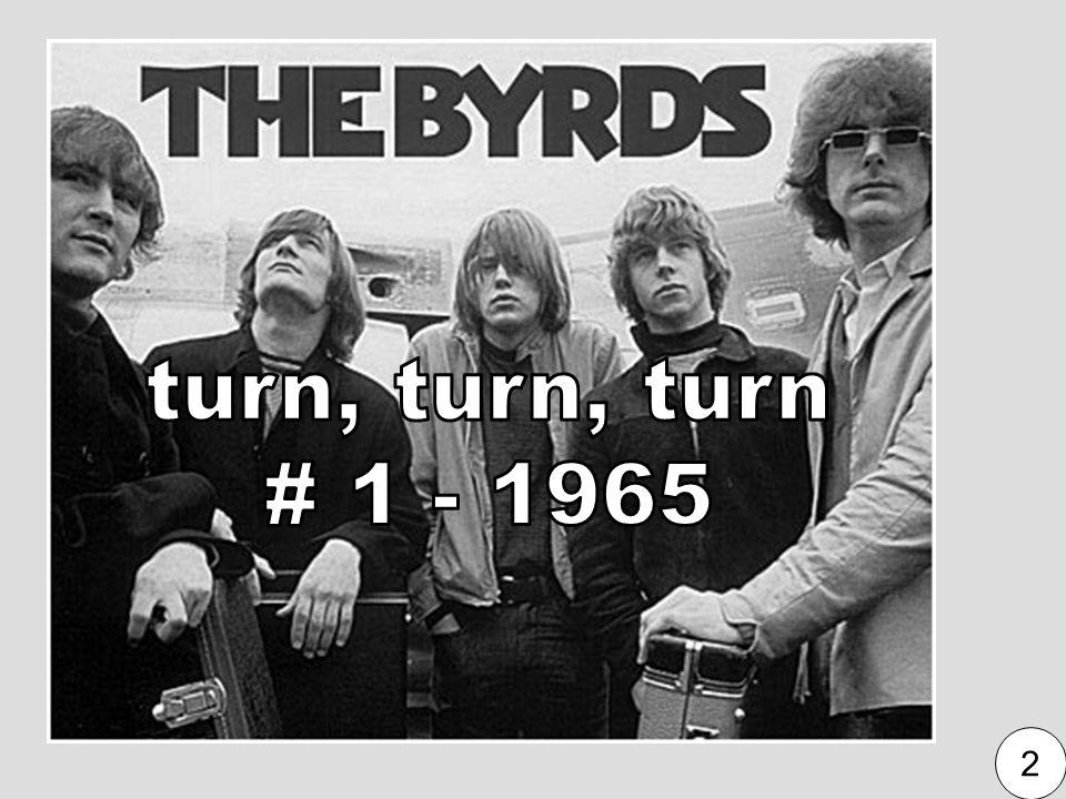 turn, turn, turn # 1 - 1965 2
