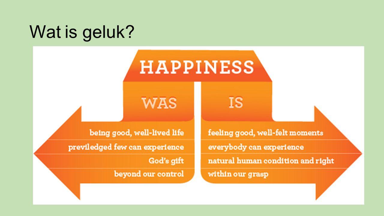 Wat is geluk