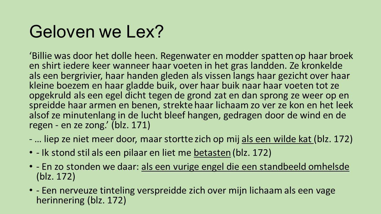 Geloven we Lex