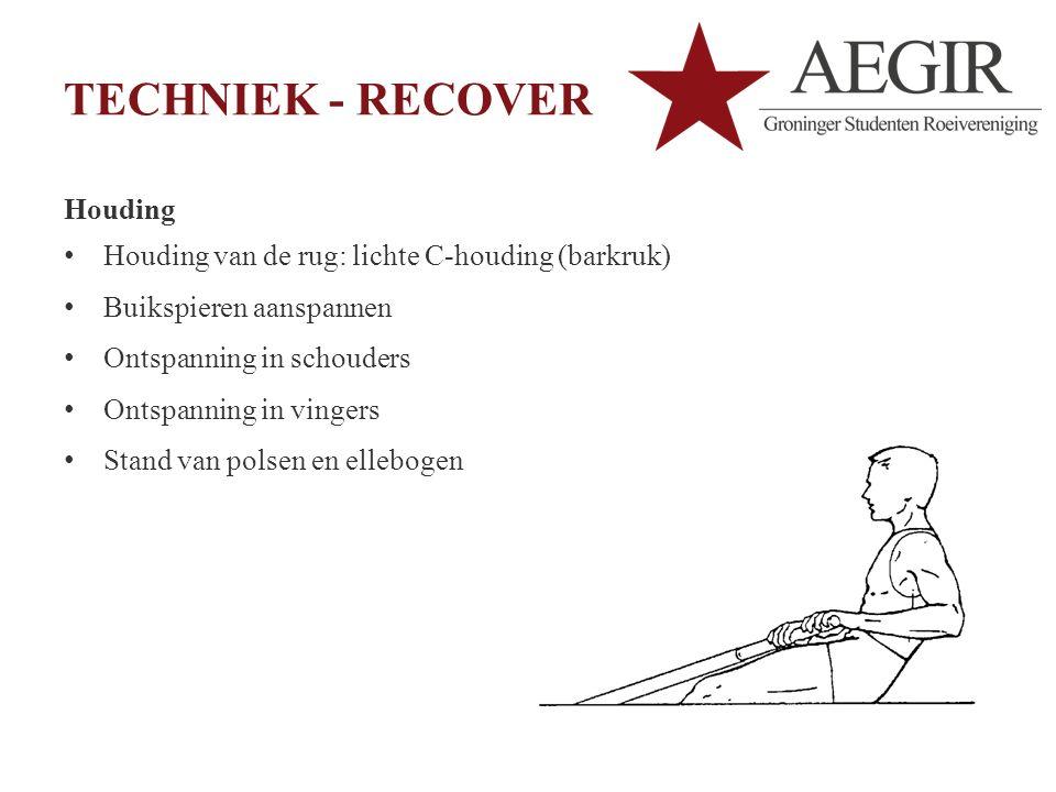 TECHNIEK - RECOVER Houding