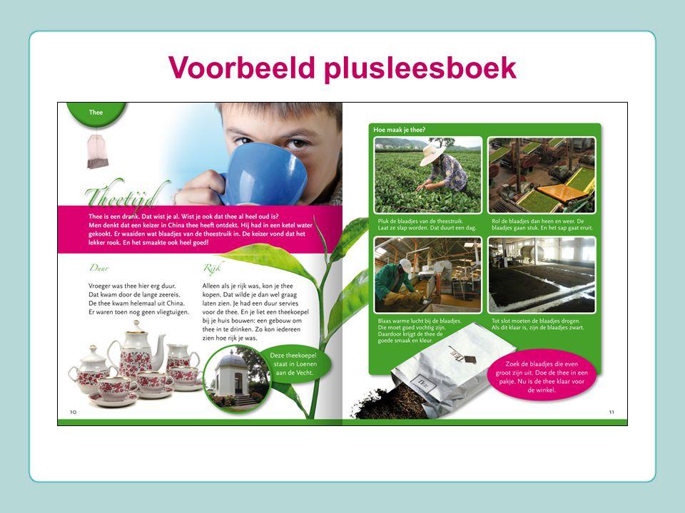 Voorbeeld plusleesboek