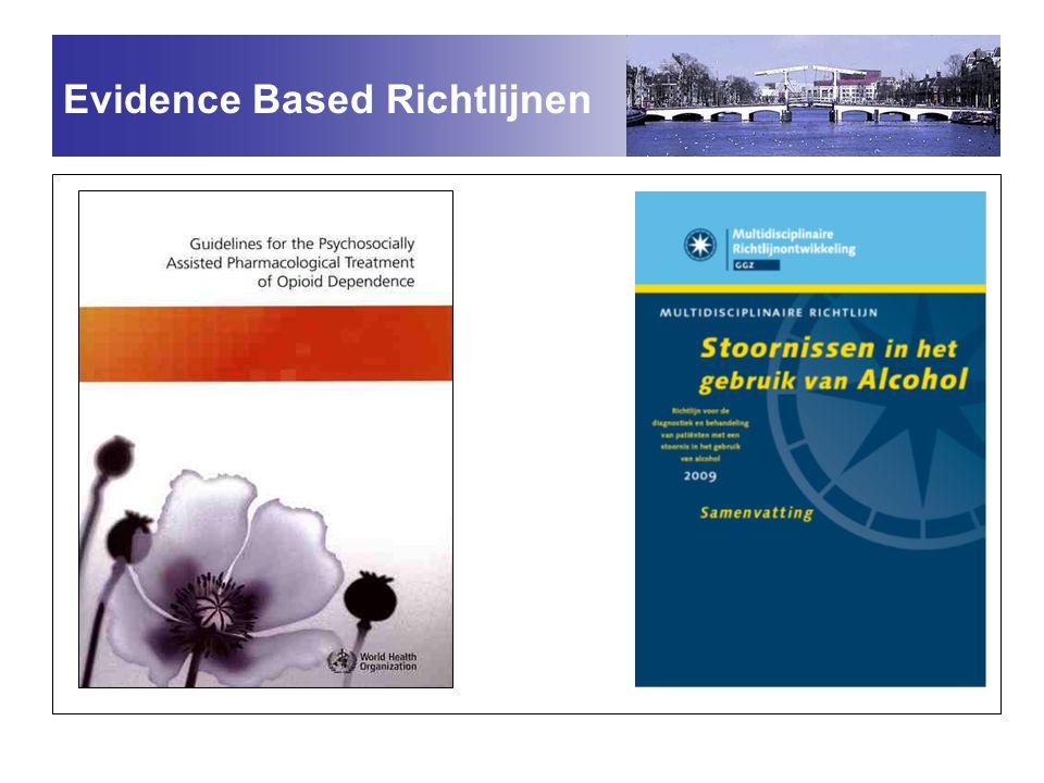 Evidence Based Richtlijnen