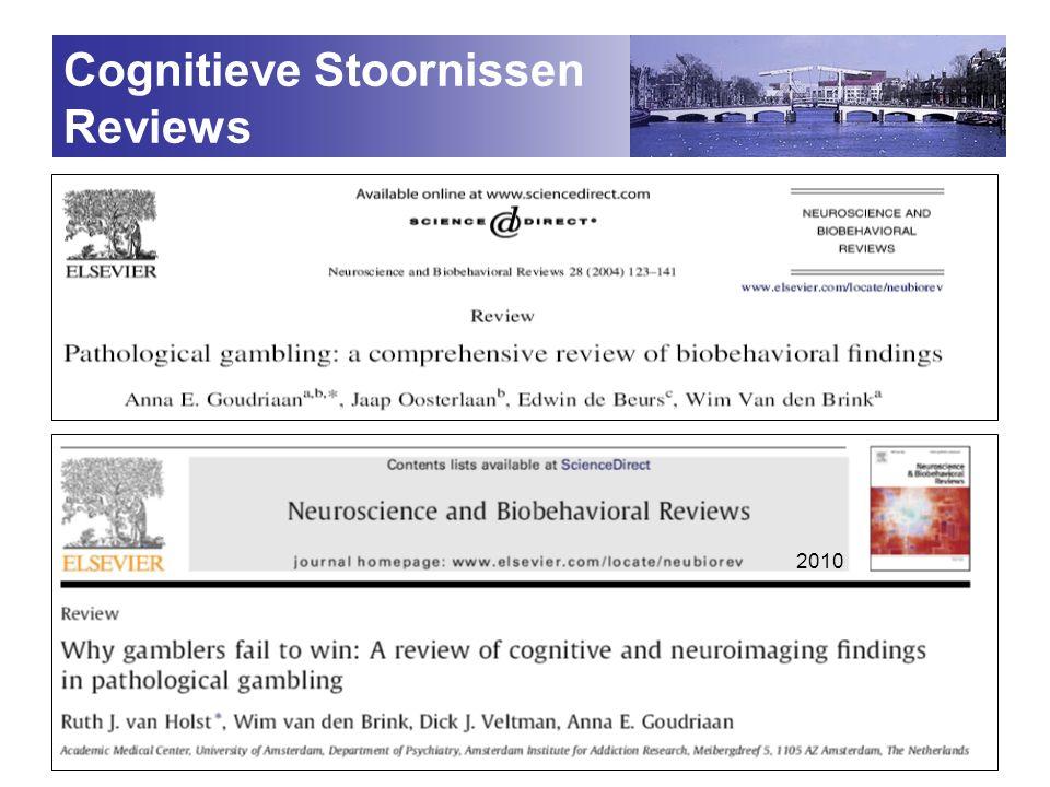 Cognitieve Stoornissen Reviews