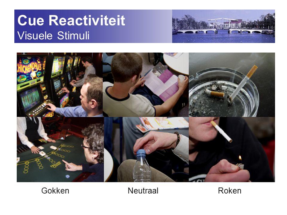 Cue Reactiviteit Visuele Stimuli