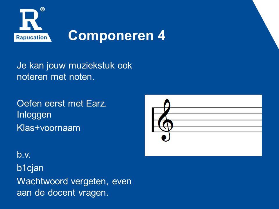 Componeren 4