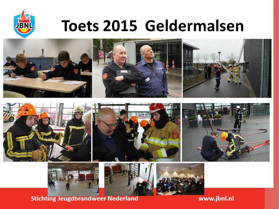 Toets 2015 Geldermalsen