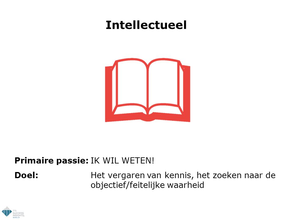Intellectueel Primaire passie: IK WIL WETEN!