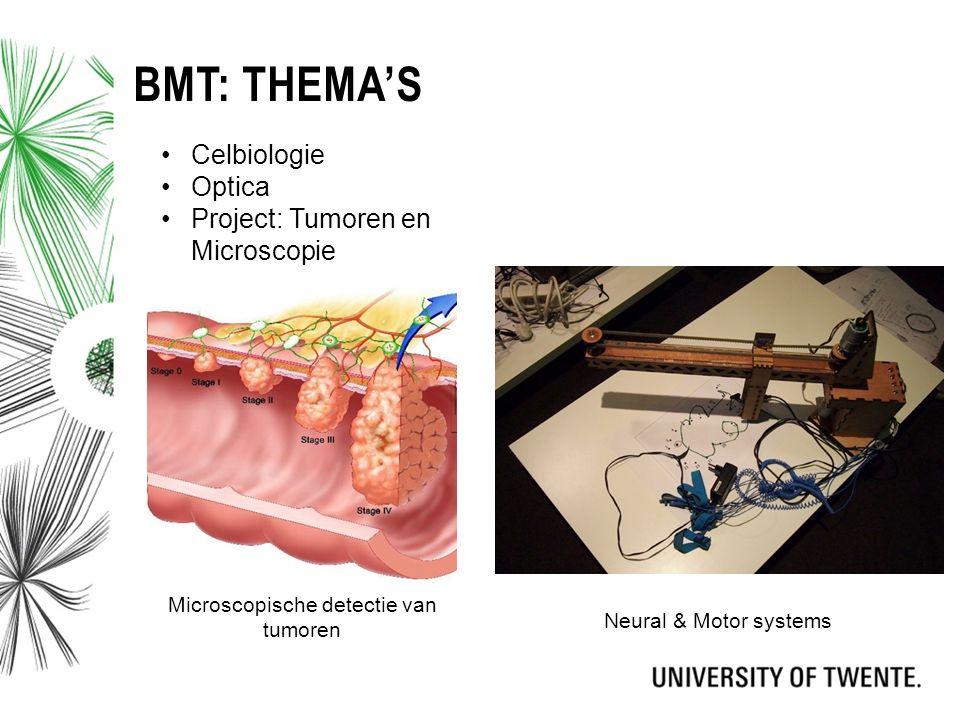 Microscopische detectie van tumoren