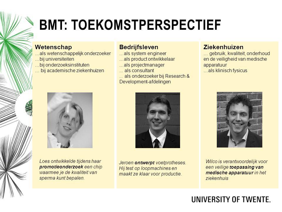 BMT: toekomstperspectief