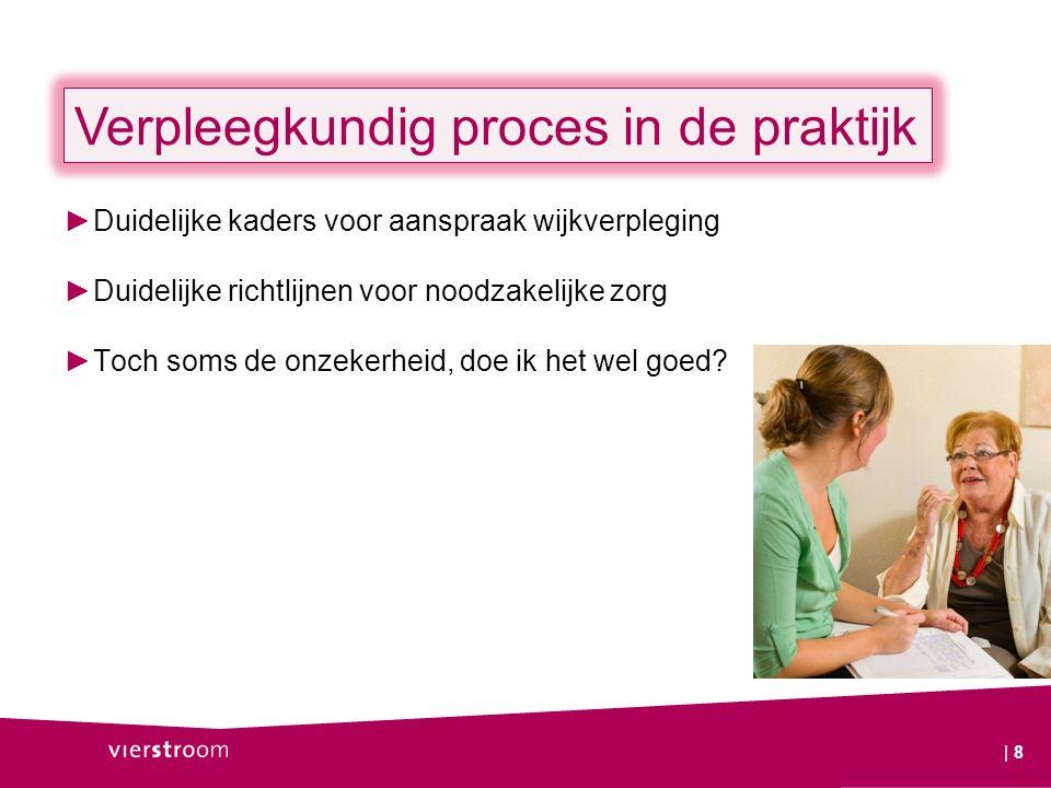Verpleegkundig proces in de praktijk