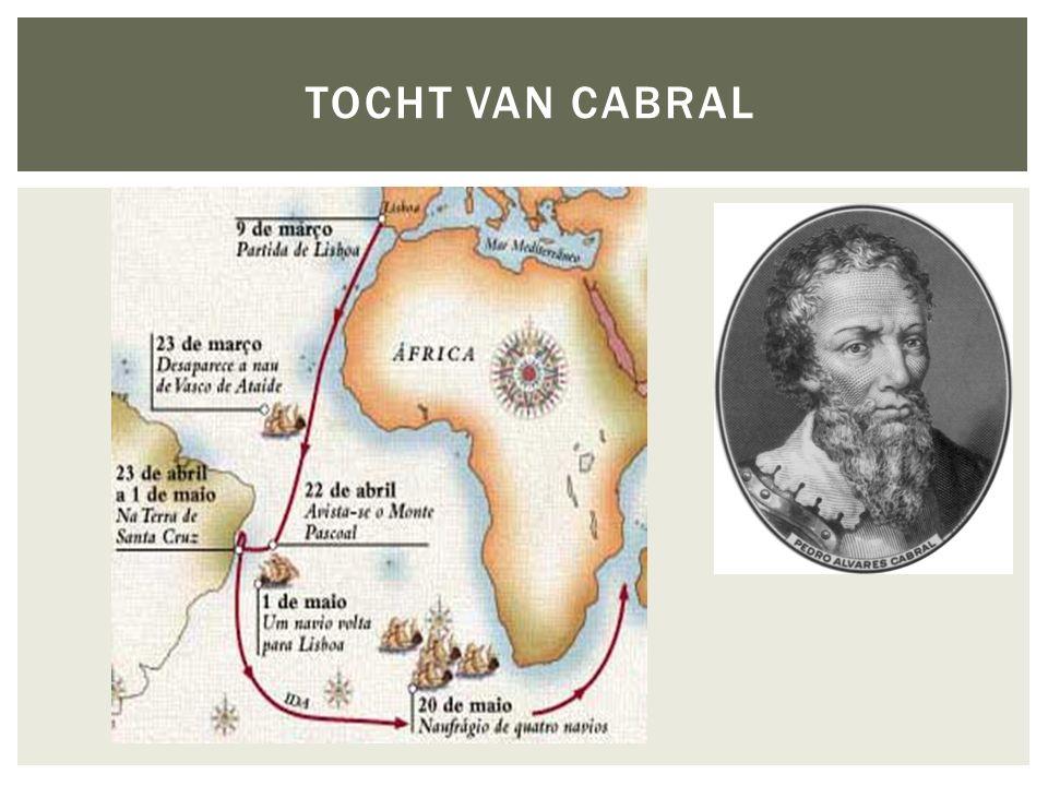 Tocht van Cabral