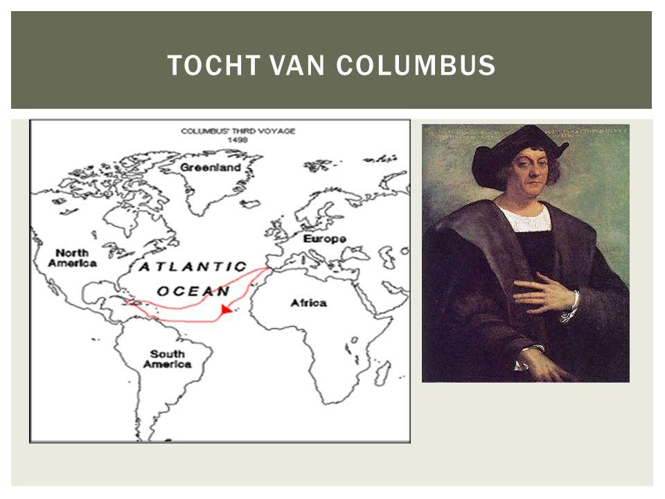 Tocht van Columbus