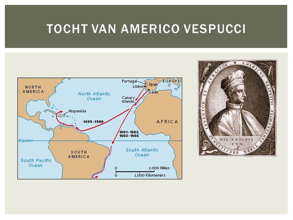 Tocht van Americo Vespucci