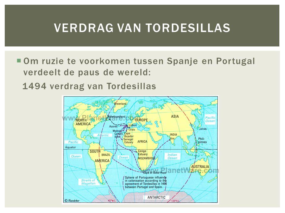 Verdrag van Tordesillas
