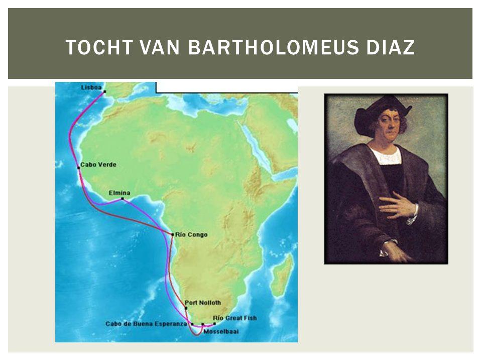 Tocht van Bartholomeus Diaz