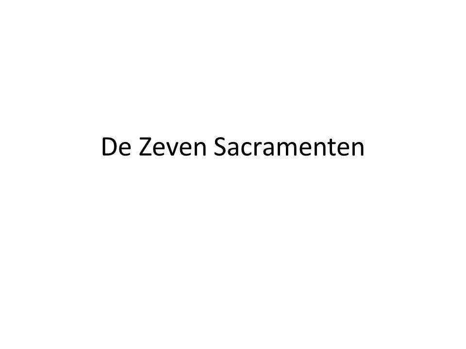 De Zeven Sacramenten