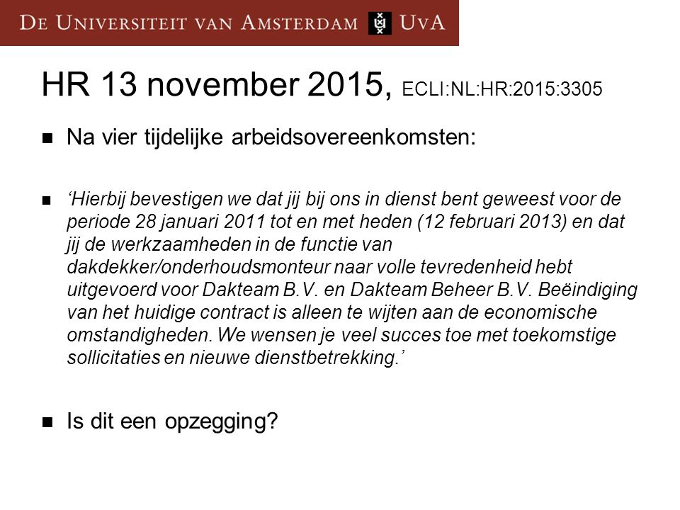 HR 13 november 2015, ECLI:NL:HR:2015:3305