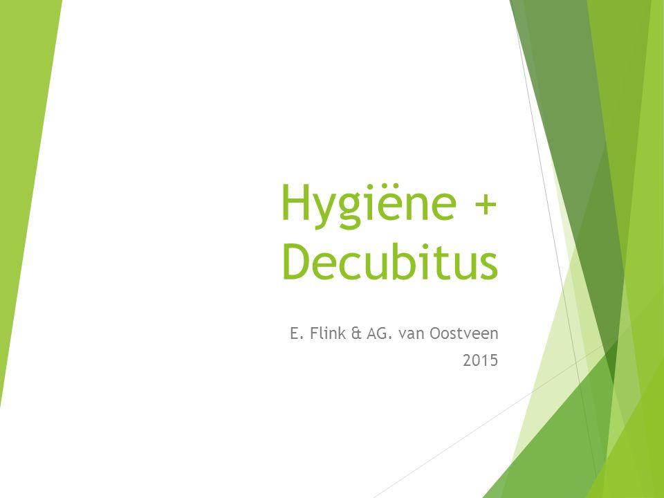 E. Flink & AG. van Oostveen 2015