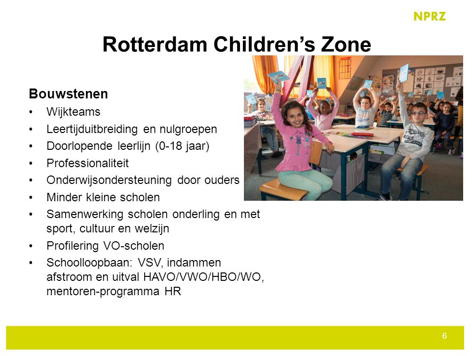 Rotterdam Children's Zone