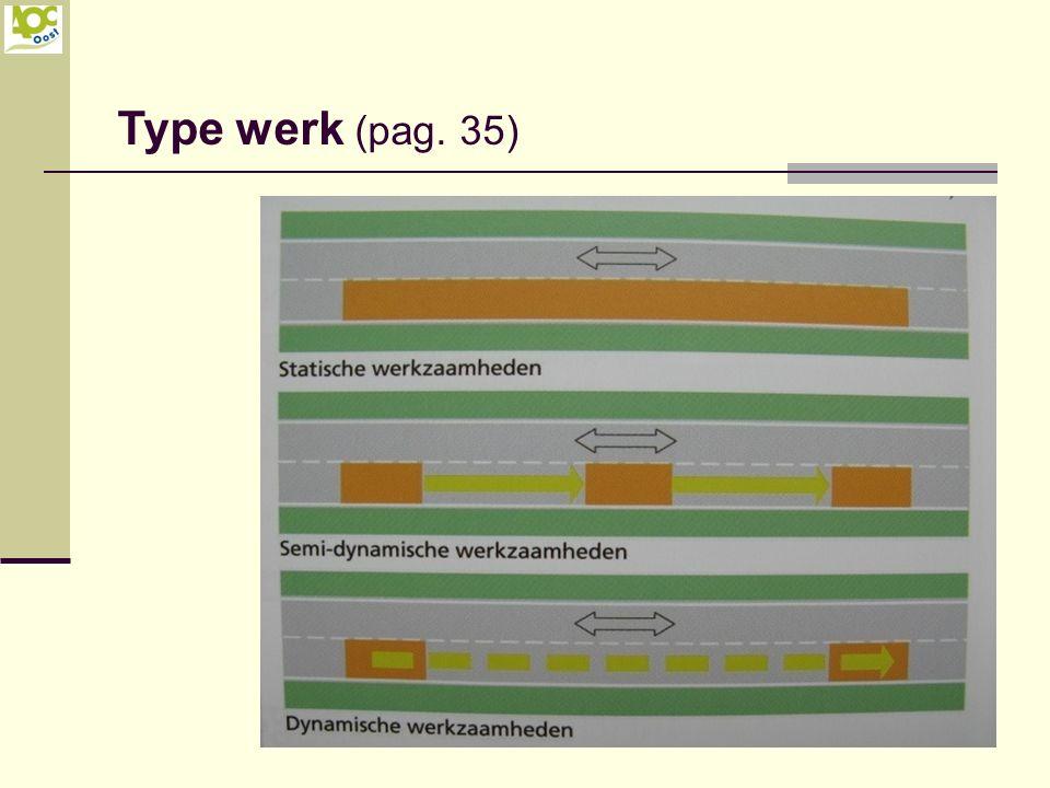 Type werk (pag. 35)