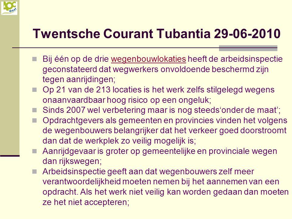 Twentsche Courant Tubantia 29-06-2010