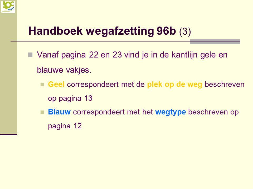 Handboek wegafzetting 96b (3)