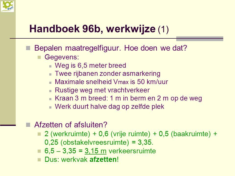 Handboek 96b, werkwijze (1)