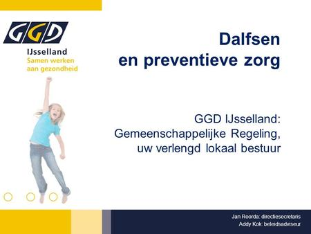 wat is preventieve zorg