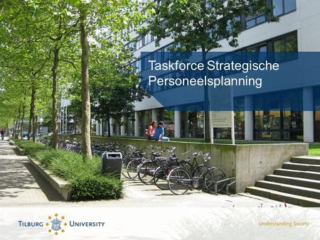 Taskforce Strategische Personeelsplanning