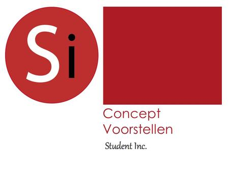 Concept Voorstellen. De Concepten  Website & QR Code  Website & Mobile App  Website & Advertising.