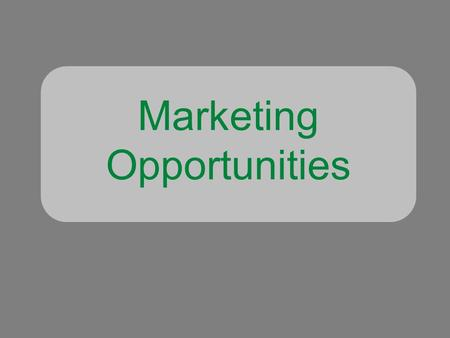 Marketing Opportunities. Nieuwe Positionering/Merkmissie Living Technology.