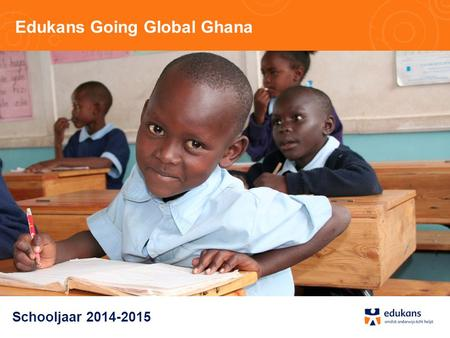 Edukans Going Global Ghana
